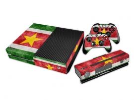 Suriname - Xbox One Console Skins