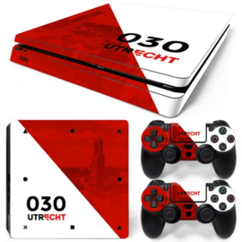 Utrecht Premium - PS4 Slim Console Skins