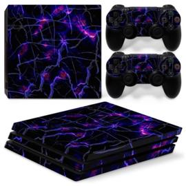 Dark Matter Premium - PS4 Pro Console Skins
