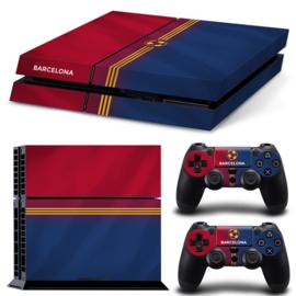 Barcelona Premium - PS4 Console Skins