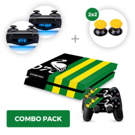 Den Haag Skins Bundle - PS4 Combo Packs