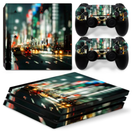New York City - PS4 Pro Console Skins