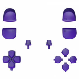 PS5 Controller Buttons - Paars - 11 in 1 Button Set