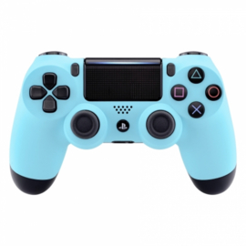 Soft Touch Hemelsblauw - Custom PS4 Controllers