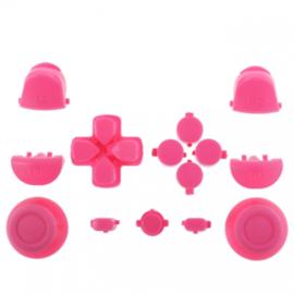 Pink (GEN 3) - PS4 Controller Buttons