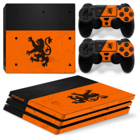 Nederland Premium - PS4 Pro Console Skins