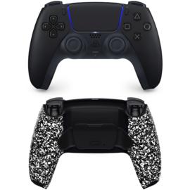 Sony DualSense eSports Controller PS5 - Midnight Black - 3D Grip White Custom