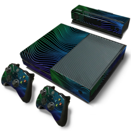 Brainwaves - Xbox One Console Skins