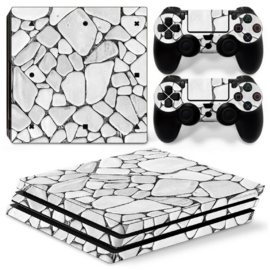 Stones - PS4 Pro Console Skins