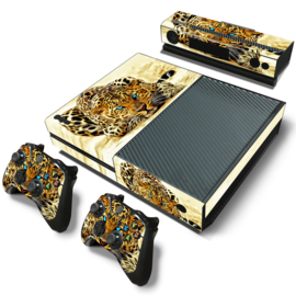 Leopard - Xbox One Console Skins