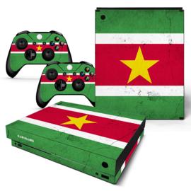 Suriname Premium - Xbox One X Console Skins
