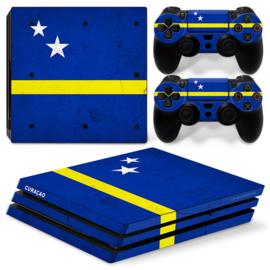 Curaçao Premium - PS4 Pro Console Skins