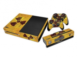 Nuclear - Xbox One Console Skins