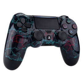 Sony DualShock 4 Controller PS4 V2 - Serial Lock Custom
