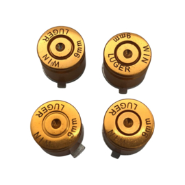 Goud Bullets - PS4 Controller Buttons