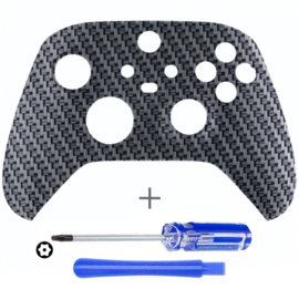 Xbox Series Controller Behuizing Shell - Carbon - Front Shell