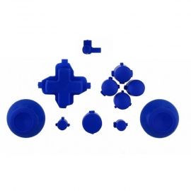 Blue - Xbox One Controller Buttons