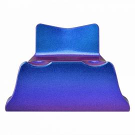 Metallic Chameleon Blue / Purple - PS4 Controller Stands