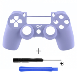 Soft Touch Violet (GEN 4, 5) - PS4 Controller Shells