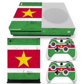 Suriname - Xbox One S Console Skins