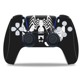 PS5 Controller Skins - Spider-Man Venom
