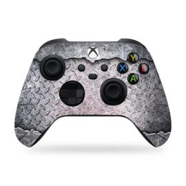 Xbox Series Controller Skins - Titanium Steel