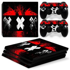 Amsterdam XXX - PS4 Pro Console Skins