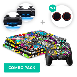 Madness Skins Bundel - PS4 Pro Combo Packs