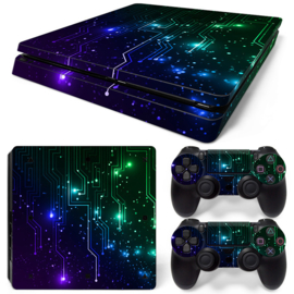 CPU / Mix - PS4 Slim Console Skins