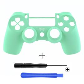 Soft Touch Mint Green (GEN 4, 5) - PS4 Controller Shells