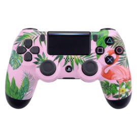 Flamingo - Custom PS4 Controllers