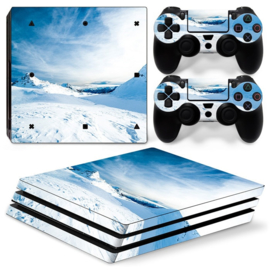 Winter Sports - PS4 Pro Console Skins