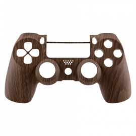 Wood (GEN 4, 5) - PS4 Controller Shells