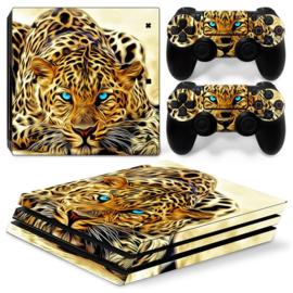 Leopard - PS4 Pro Console Skins