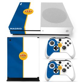 Madrid Premium - Xbox One S Console Skins
