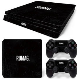 RUMAG. - PS4 Slim Console Skins