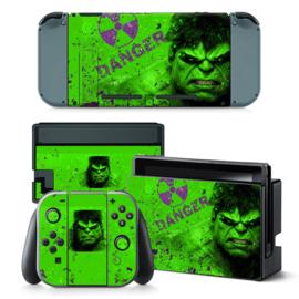 Hulk - Nintendo Switch Skins