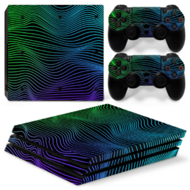 Brainwaves - PS4 Pro Console Skins