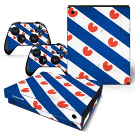 Friesland Premium - Xbox One X Console Skins