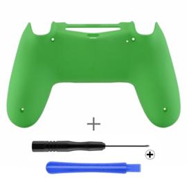 Soft Touch Green (GEN 4, 5) - PS4 Controller Back Shells