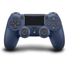 Midnight Blue - Custom PS4 Controllers V2