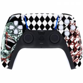 Sony PS5 DualSense Draadloze Controller - Joker HAHA Front Custom