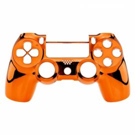Chrome Oranje (GEN 4, 5) - PS4 Controller Shells
