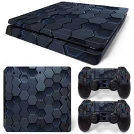 Hex 3D - PS4 Slim Console Skins