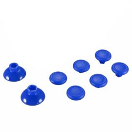 Blauw 6 in 1 - PS4 Thumbsticks
