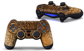 Golden Waves - PS4 Controller Skins