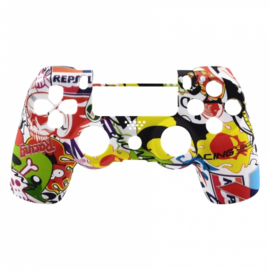 Stickerbomb (GEN 4, 5) - PS4 Controller Shells
