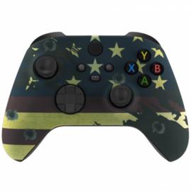 Xbox Series Draadloze Controller - American Flag Custom