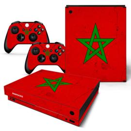 Morocco Premium - Xbox One X Console Skins