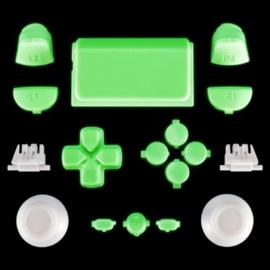 Glow in the Dark (GEN 3) - PS4 Controller Buttons